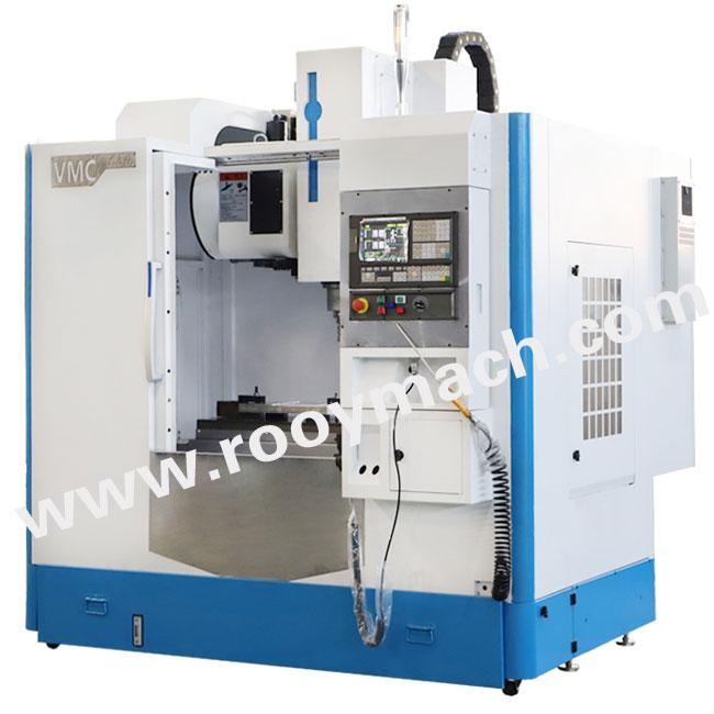VMC650 CNC machine center with linear guideway