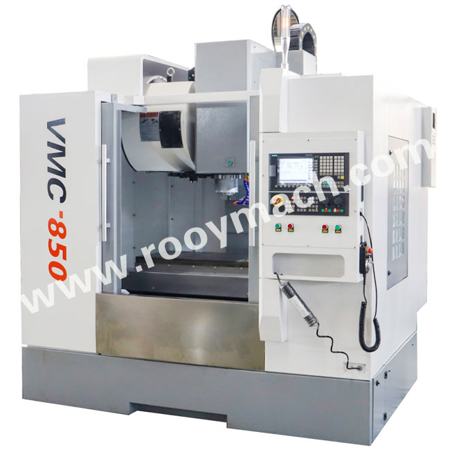 VMC850 CNC machine center with linear guideway