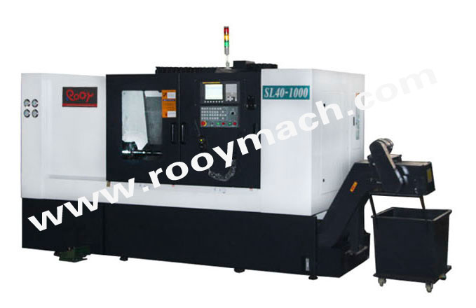 CLK6140S slant bed type CNC lathe machine