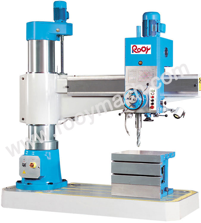 Z3050×20 radial drilling machine