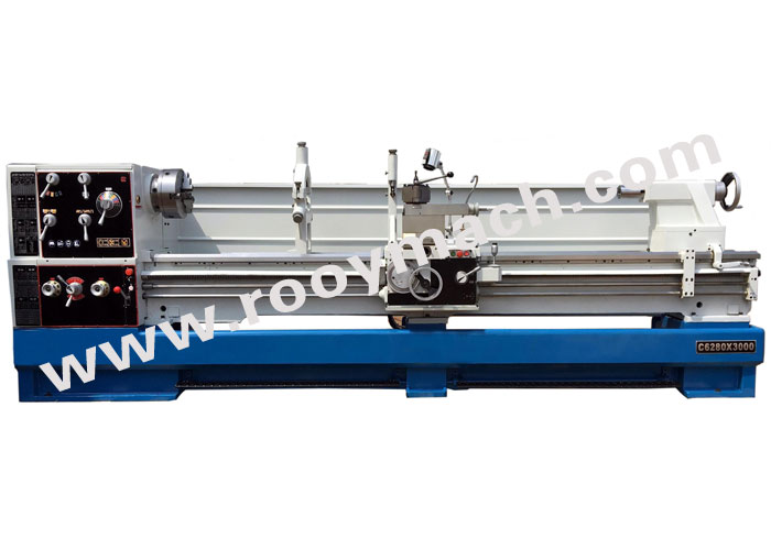 C6266, CQ6280 metal working lathe machine