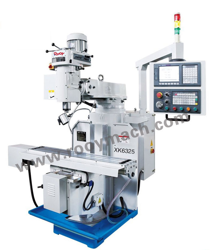 XK6325 simple type CNC milling machine
