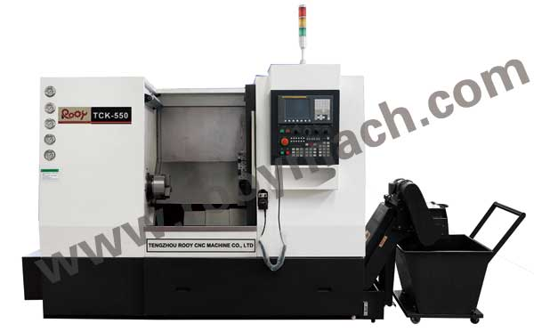 TCK550 CNC lathe machine