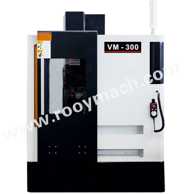 VMC300 small sized CNC machine center